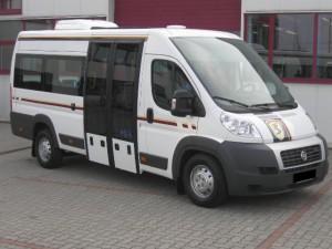 Vorfuehrwagen City Shuttle KOM1