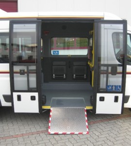 Vorfuehrwagen City Shuttle KOM2