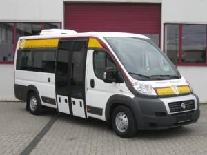 Vorfuehrwagen City Shuttle PKW1