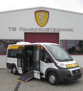 Vorfuehrwagen City Shuttle PKW2