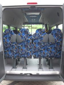Vorfuehrwagen City Shuttle PKW3