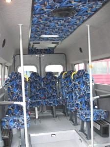 Vorfuehrwagen City Shuttle PKW6