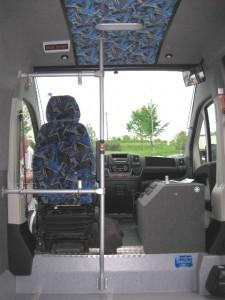 Vorfuehrwagen City Shuttle PKW7