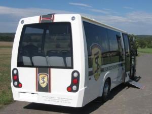 Vorfuehrwagen TS Liner2